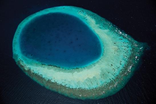 O OLHO DAS MALDIVAS, ATOL DE MALÉ NORTE, MALDIVAS