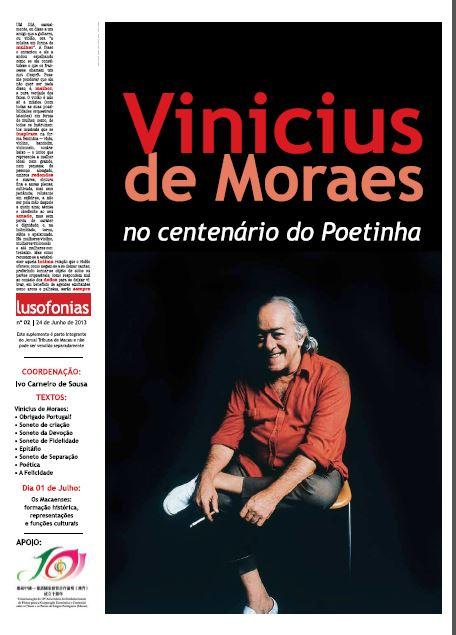 Vinicius de Moraes.capa JTM