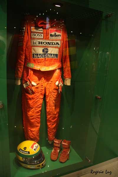 GP Macau 2013 Senna no museu (03)
