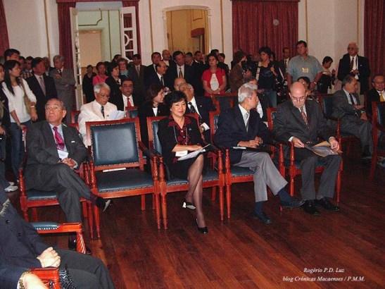 Conselho dos Comunidades Macaenses - instalação 2004 (2)