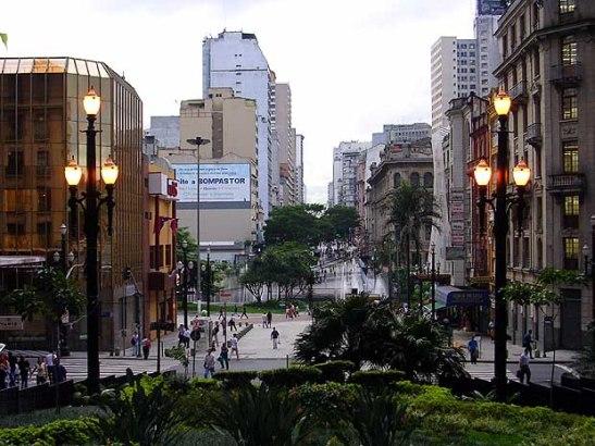 Centro de São Paulo: Avenida São João