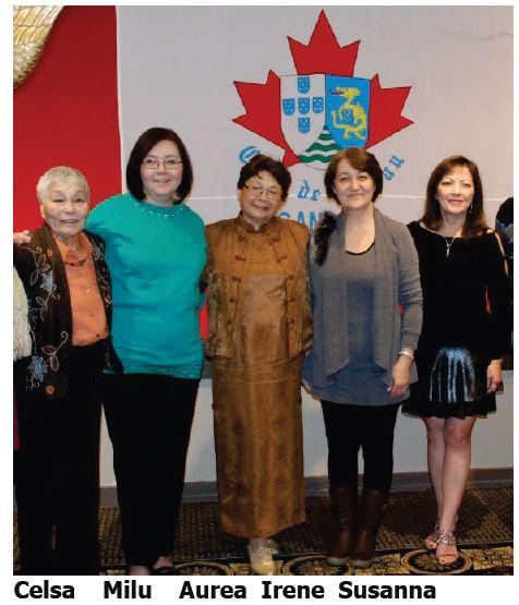 Casa de Macau Toronto Canadá Direção 2014