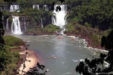 Cataratas Foz Iguacu Macuco safari (04)