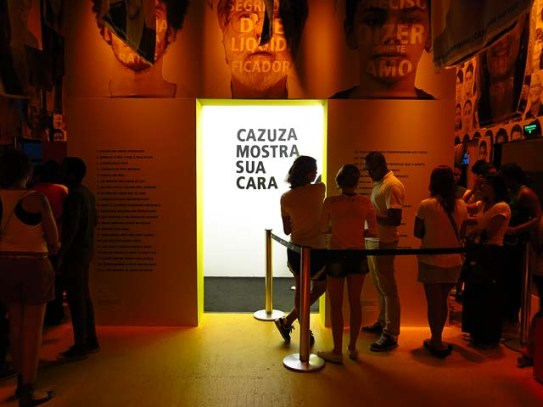 Cazuza Museu Lingua Portuguesa (14)