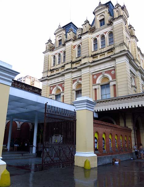 Museu da Língua Portuguesa, em São Paulo