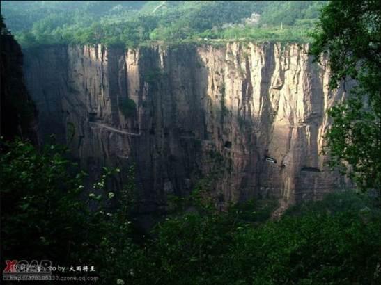 China vila estrada Guoliang (02)