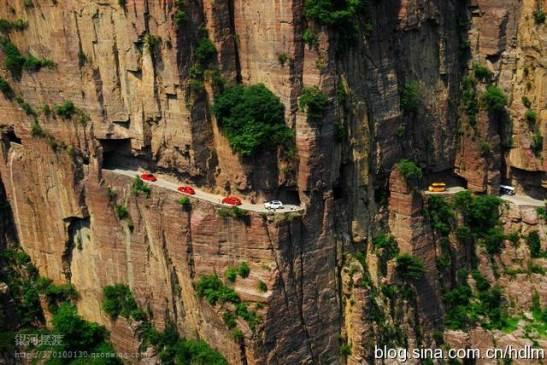 China vila estrada Guoliang (03)