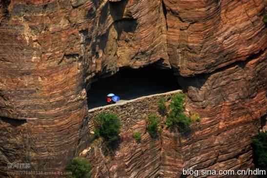 China vila estrada Guoliang (14)