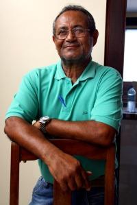 Geraldo Fernando Viana de Souza, macauense de Macau, Rio Grande do Norte, Brasil