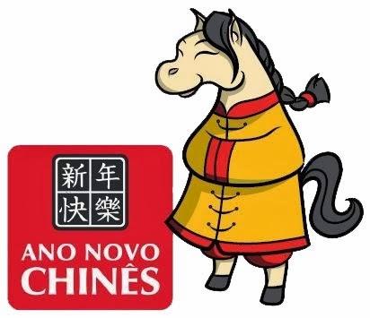 Ano Novo Chines 2014