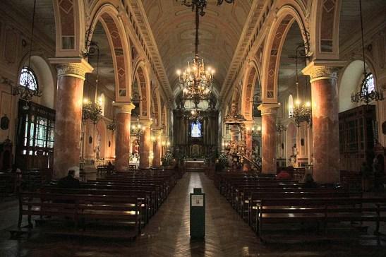 Chile Basilica Museo La Merced (05)