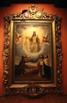 Chile Basilica Museo La Merced (107)