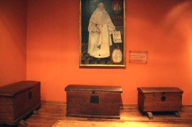 Chile Basilica Museo La Merced (108)