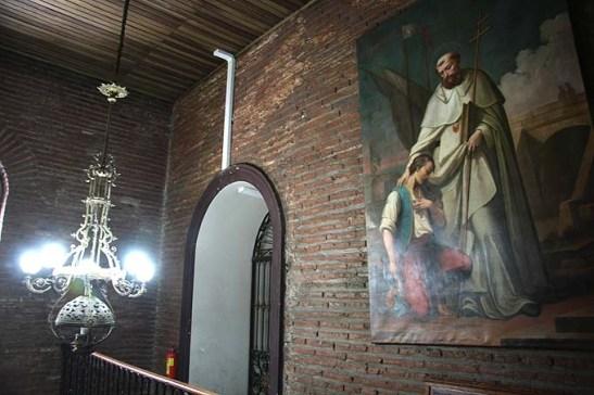 Chile Basilica Museo La Merced (111)
