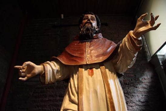 Chile Basilica Museo La Merced (112)