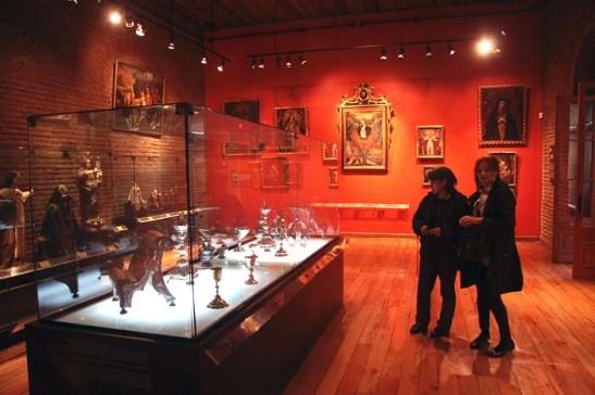Chile Basilica Museo La Merced (121)