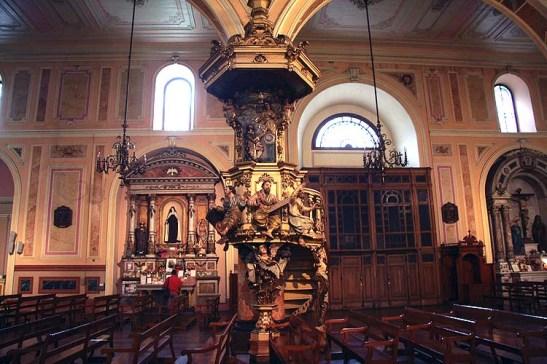 Chile Basilica Museo La Merced (16)