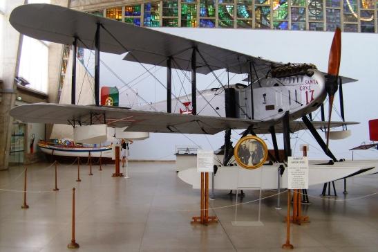 Fairey 17 - Santa Cruz. Foto de http://commons.wikimedia.org/wiki/File:Fairey_F_III-D_n%C2%BA_17_Santa_Cruz.JPG