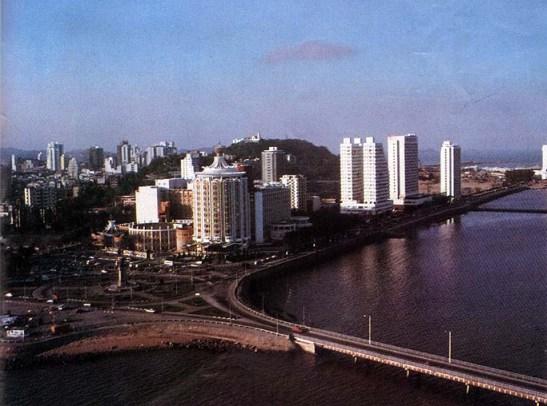 Macau 1985 panorama de Franky Lei (07)