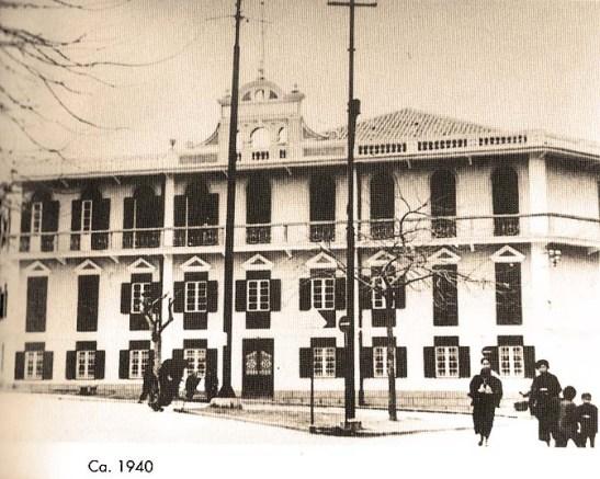 Macau cem anos mudaram Casa da Beneficiencia 1915
