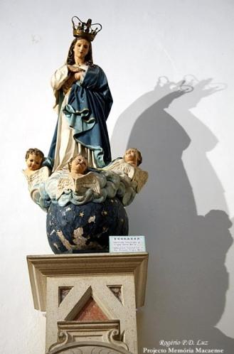 Nossa Senhora da Conceição, na Igreja de São José, em Macau (hoje China)