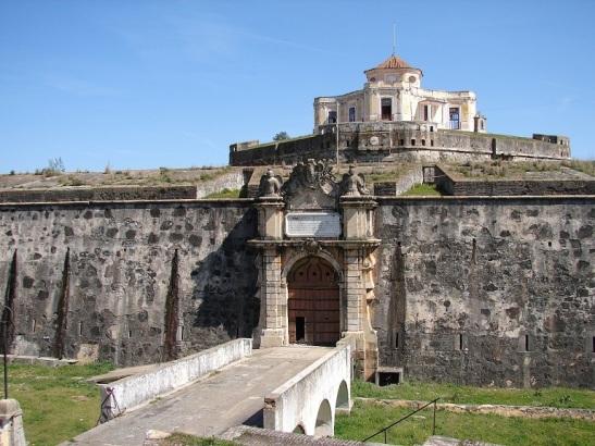 Portugal castelo em Elvas (02)