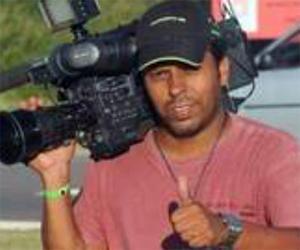 Santiago de Andrade, cinegrafista da TV Bandeirantes (imagem de autoria desconhecida recolhida da internet)