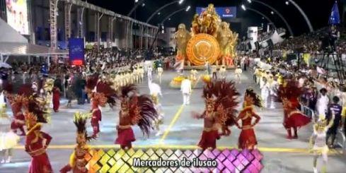 Carnaval S.Paulo 2014 Mocidade Alegre (01)