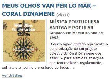 CD Bastiana Coral Dinamene Tradisom