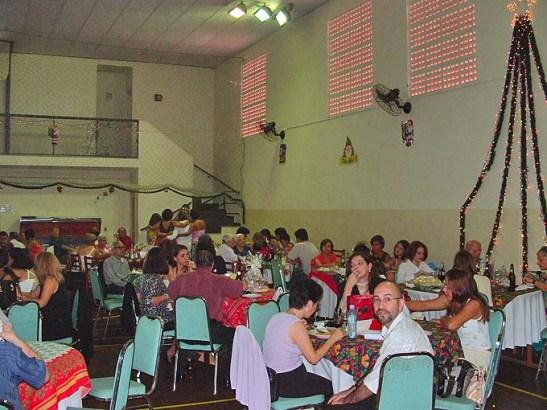 Festa de Natal de 2005 da Casa de Macau de São Paulo