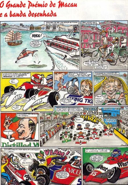 GP Macau 1985 quadrinhos (01)
