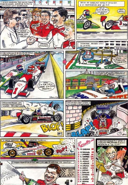 GP Macau 1985 quadrinhos (3)