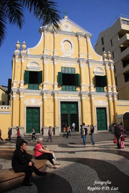 Igreja de São Domingos em Macau