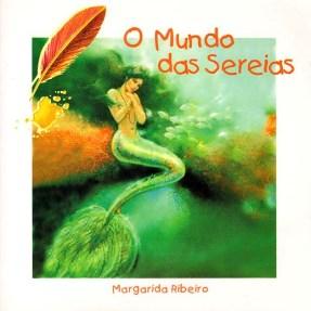 Margarida Ribeiro livro O Mundo das Sereias