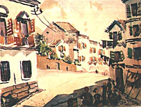 Herculano Estorninho pintura (04)