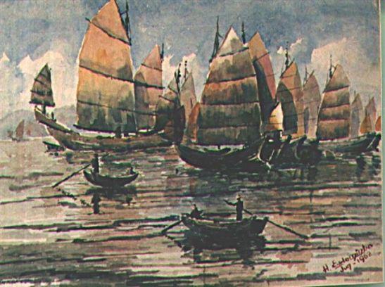 Herculano Estorninho pintura (05)