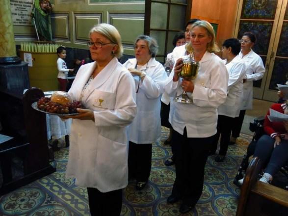 Igreja Divino Espirito Santo Missa Quinta Feira Santa 2014 (02)