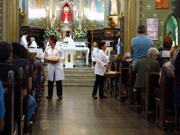 Igreja Divino Espirito Santo Missa Quinta Feira Santa 2014 (05)