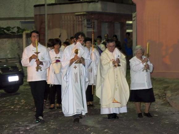 Igreja Divino Espirito Santo Missa Quinta Feira Santa 2014 (06)