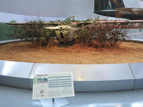 Museu TAM Milton Verdi Cessna 140 (01)