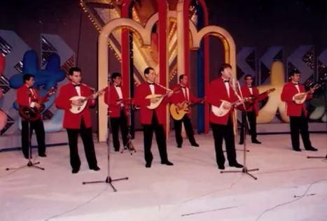 Tuna Macaense 1993 1994