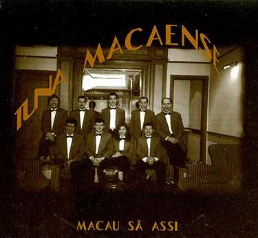 Primeiro cd da Tuna Macaense.  Anteriormente, em 1980, com outra formação, foi lançado um cassete do grupo.