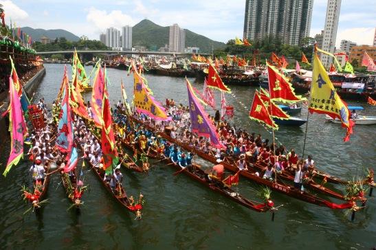 Barco dragão dragon boat (04)