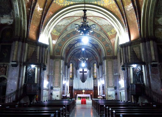 Igreja Santa Ifigenia São Paulo (05)