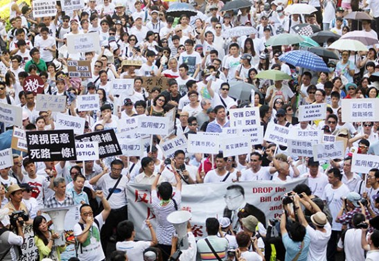 Foto do Jornal Tribuna de Macau