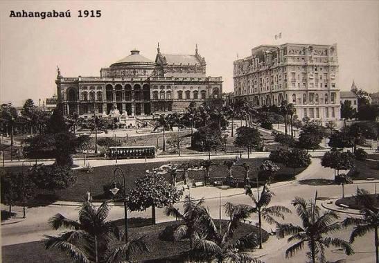 Foto publicada no grupo Memórias Paulistanas por Paulo Bianchi