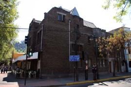 Chile Santiago bairro Bellavista (07)