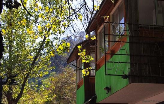 Chile Santiago bairro Bellavista (08)