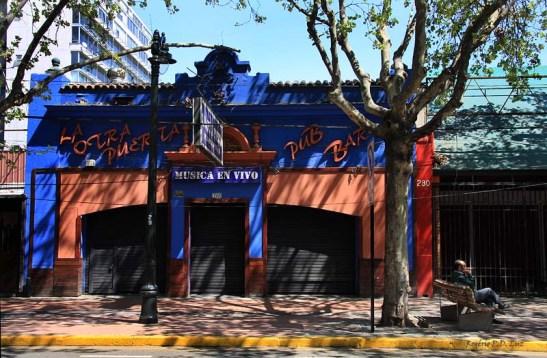 Chile Santiago bairro Bellavista (09)