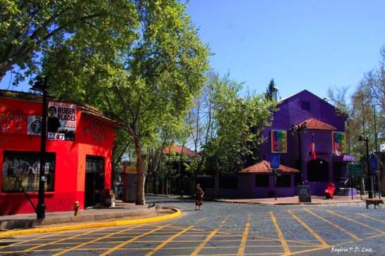 Bellavista, Santiago do Chile